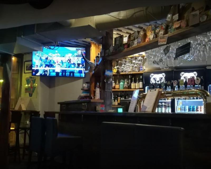 Bar Bronco
