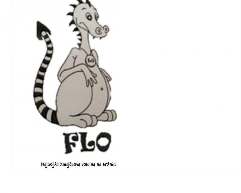Zmajcek Flo
